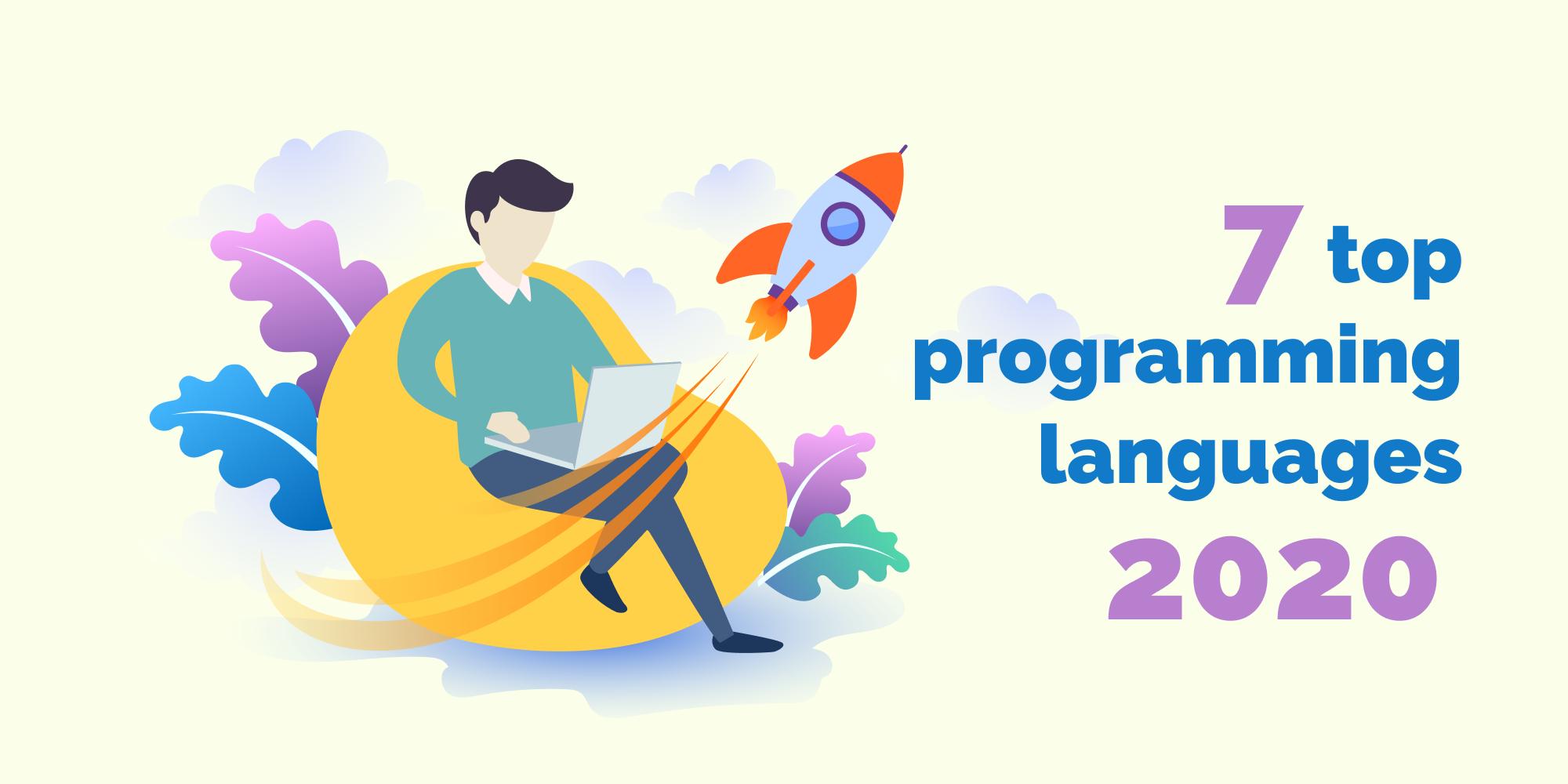 7 языков программирования, которые ты должен знать в 2020 году