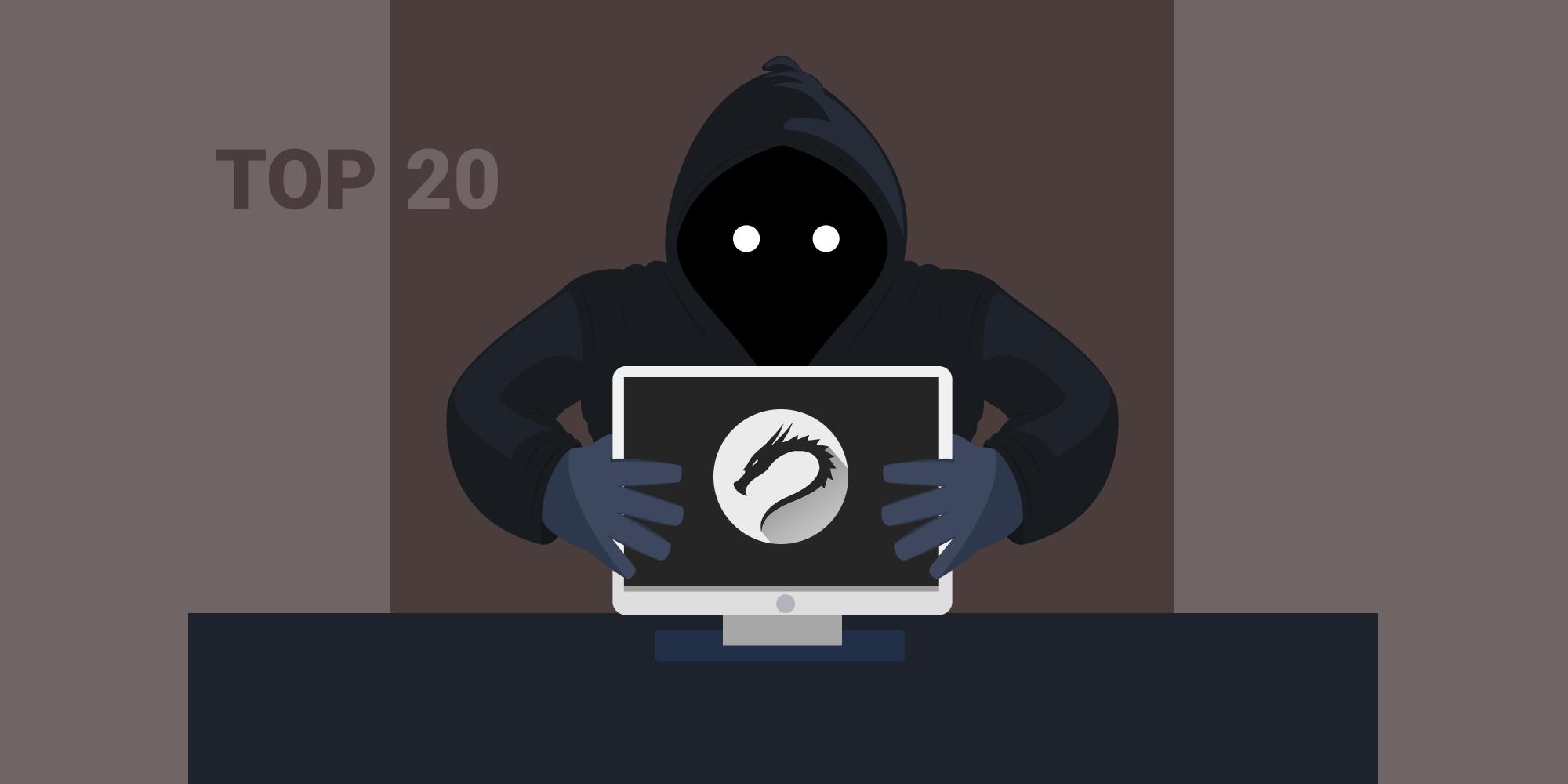 20 лучших инструментов для хакинга на Kali Linux