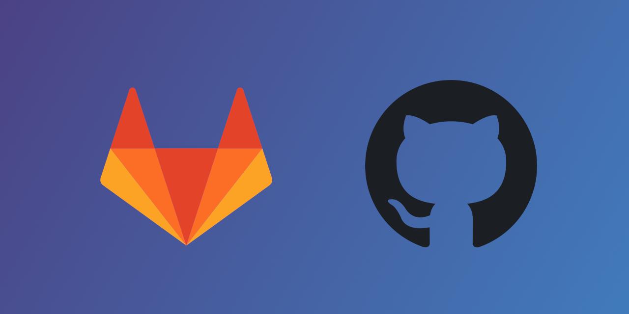 GitLab или GitHub? Как выбрать ресурс под определённый тип репозитория