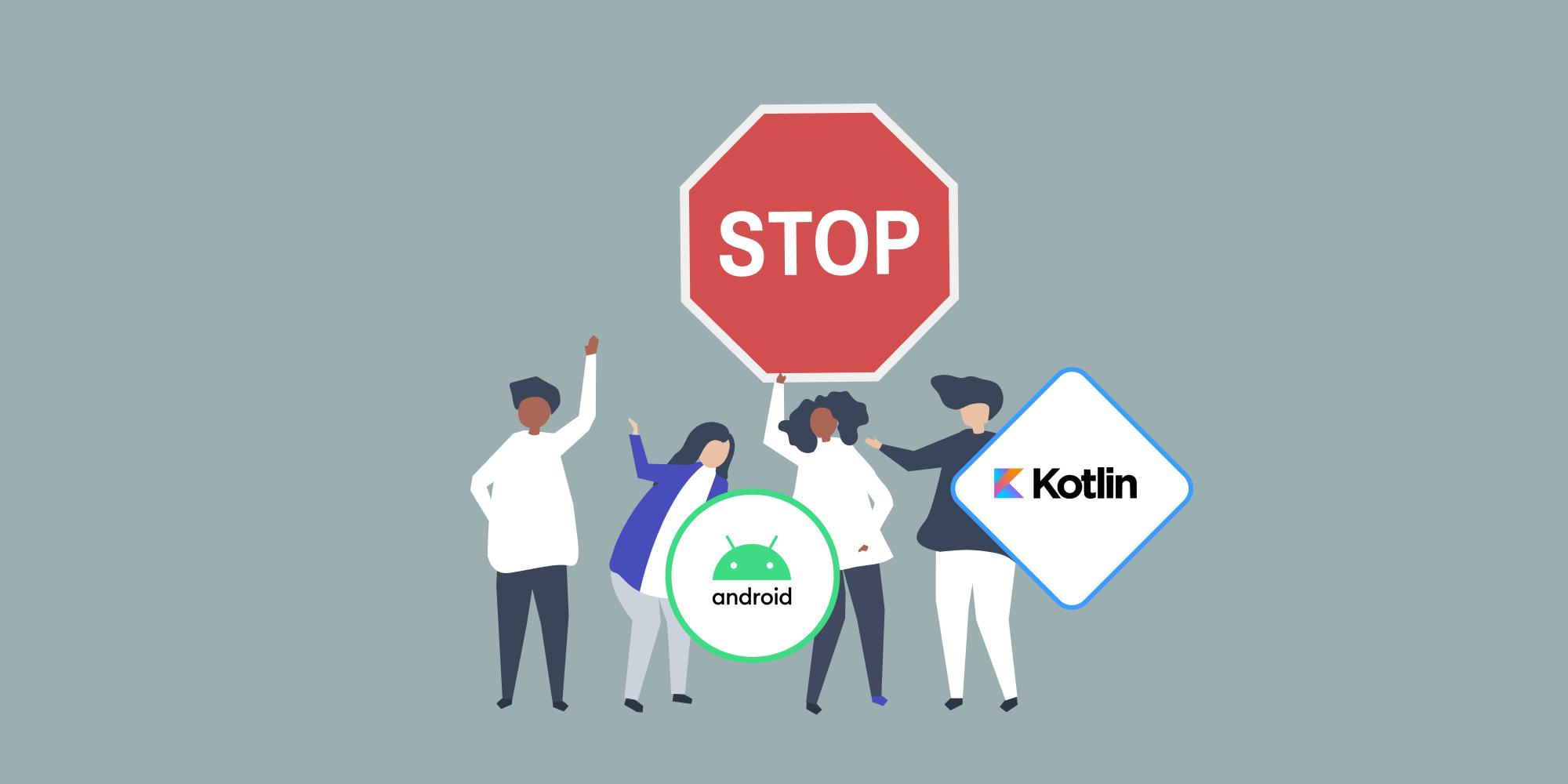 Мнение разработчика: «Стоп! Kotlin — это не только Android»