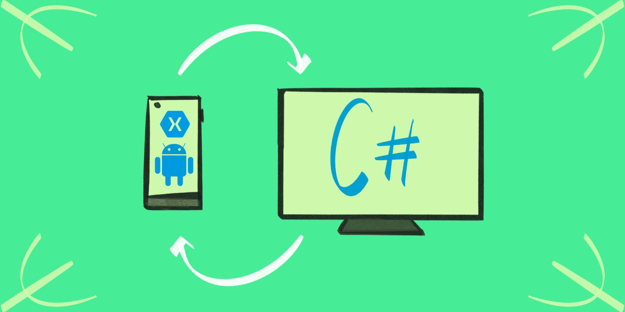 Как управлять компьютером со смартфона по Wi-Fi: пишем Android-приложение на С#