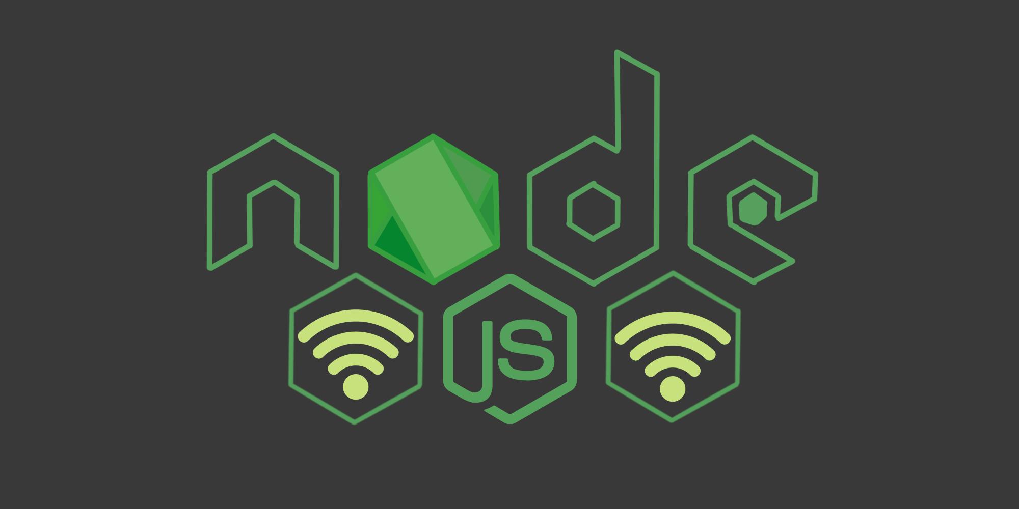 Зачем и как строить Интернет вещей с Node.js