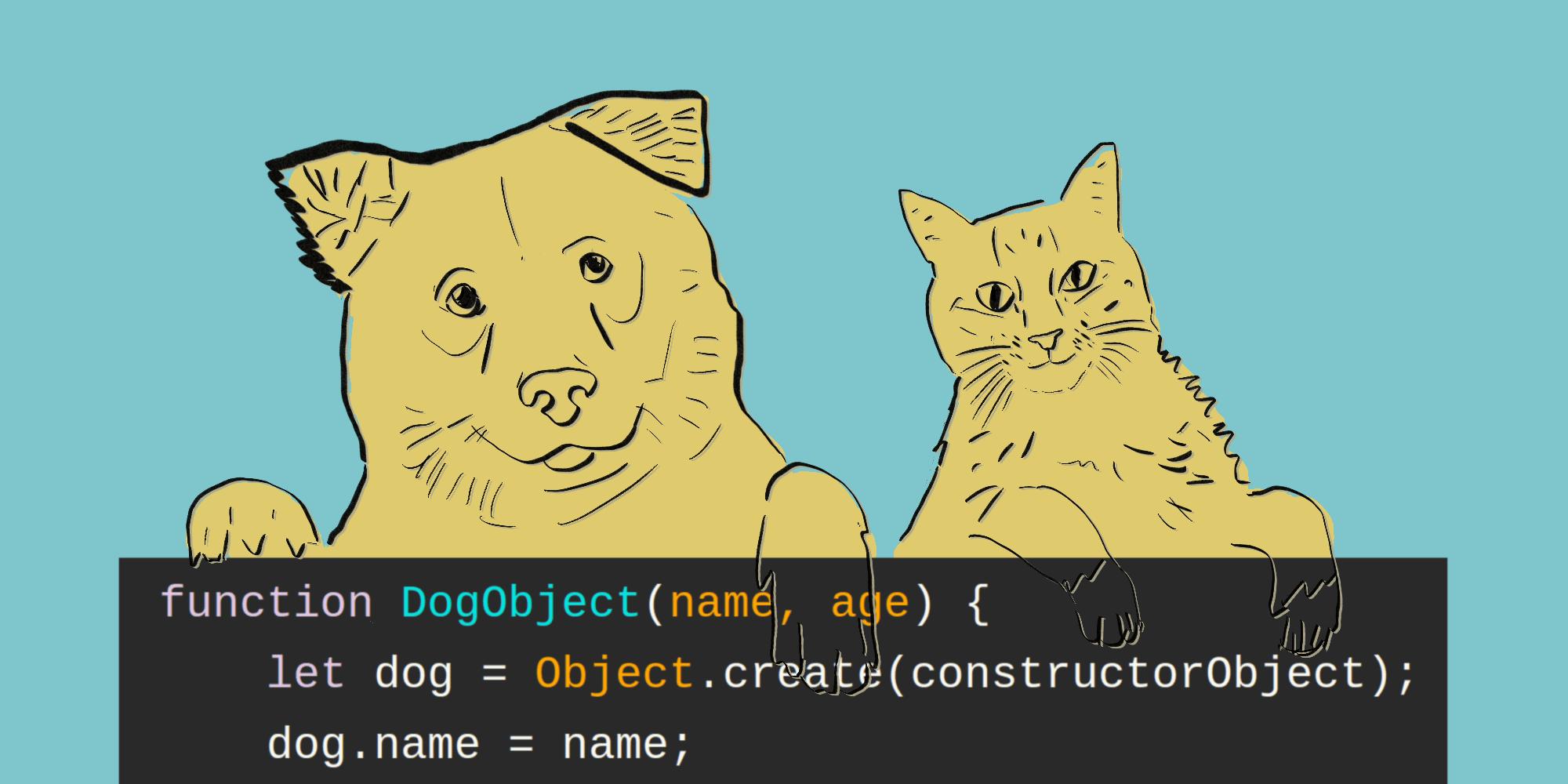 Классы на прототипах: как работает ООП в JavaScript