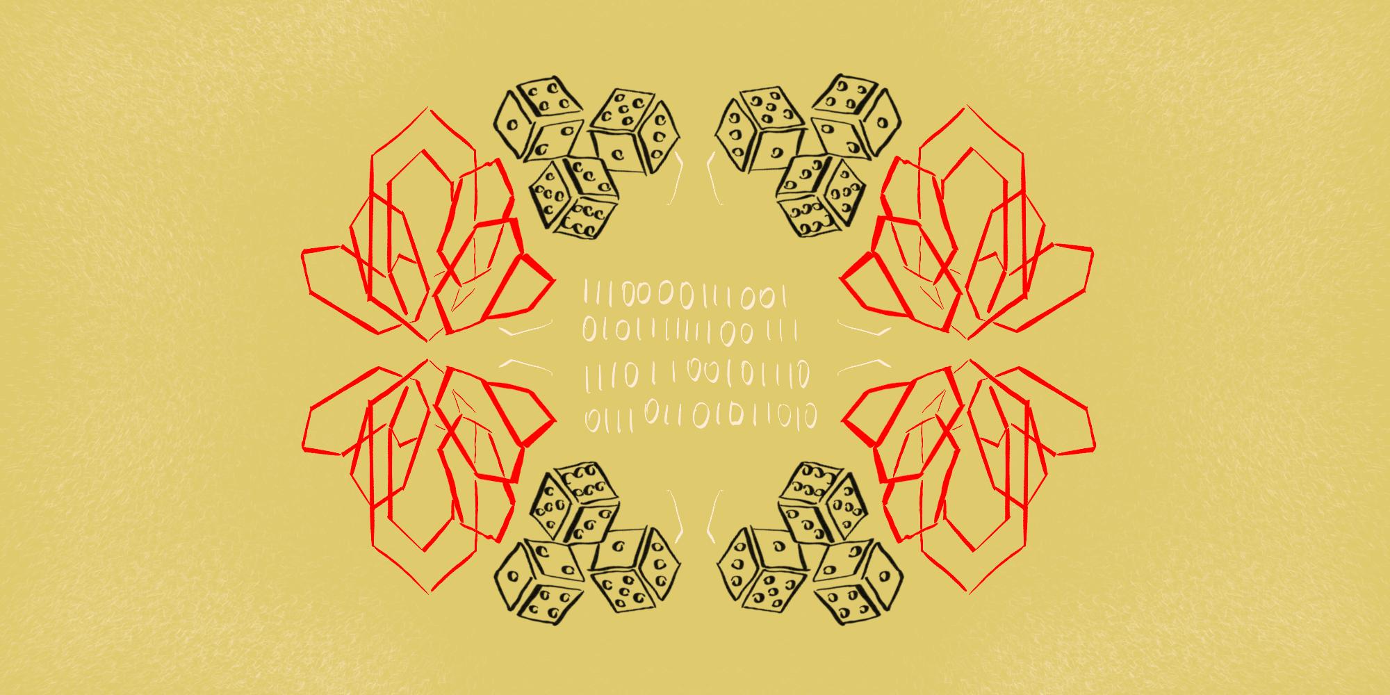 Как шифровать информацию с помощью роста кристаллов