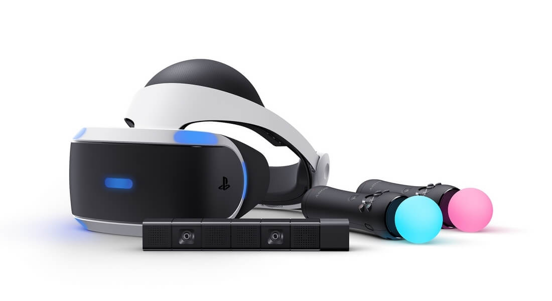 Рис. 4. PlayStation VR