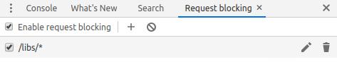 """Рис. 22. Добавление шаблона для блокировки любого запроса к каталогу <code class=""""inline-code"""">libs</code>"""