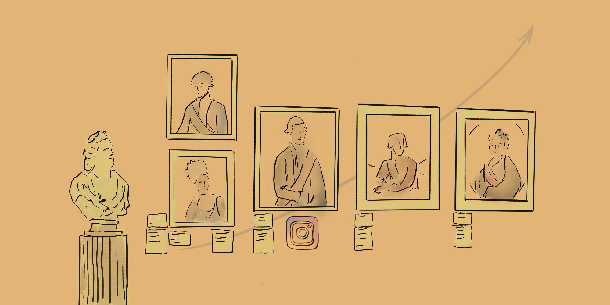 📸 Как сделать галерею в стиле Instagram