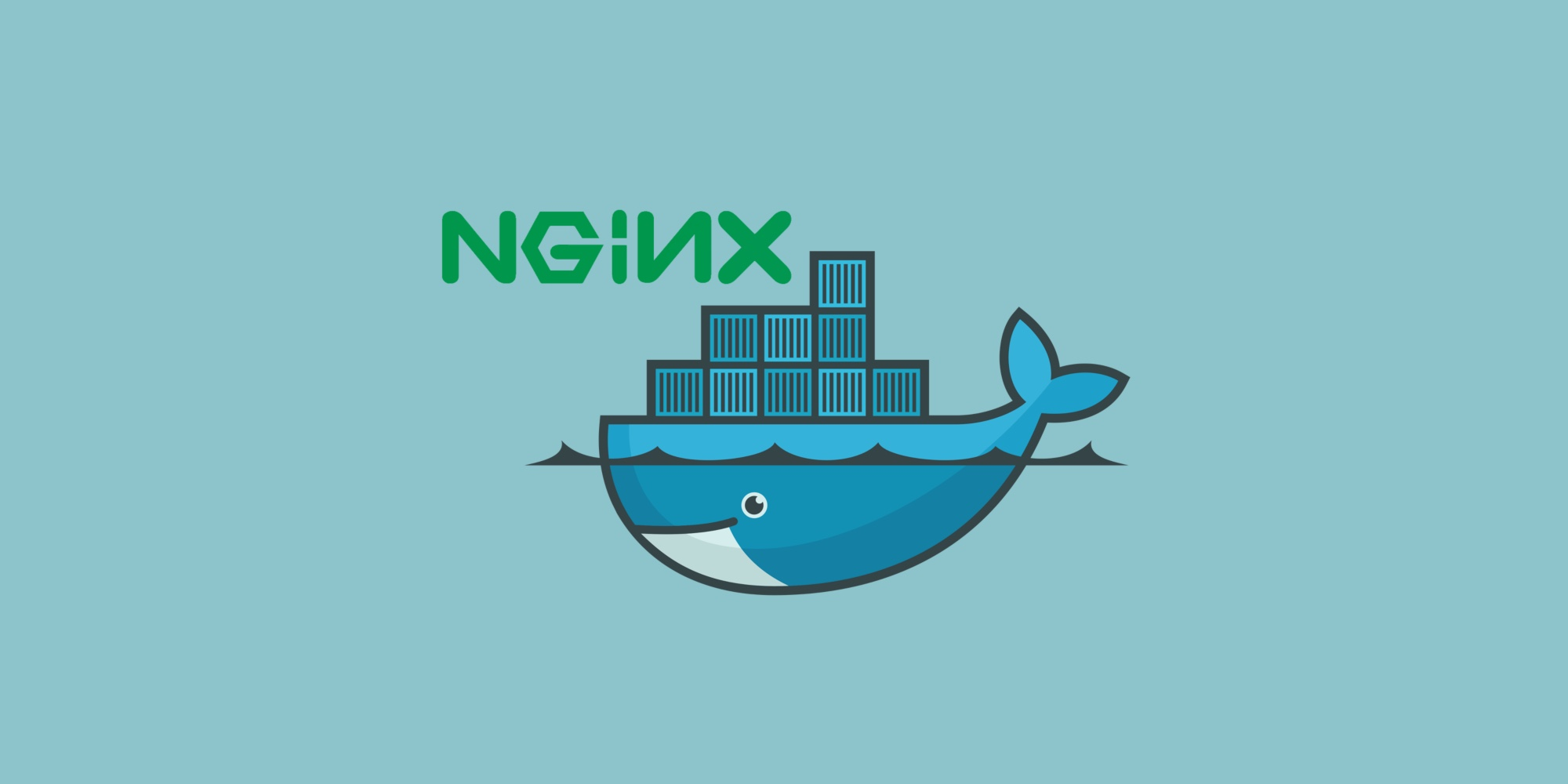 Как запустить веб-приложение на Nginx в Docker 🐳👨🏽💻