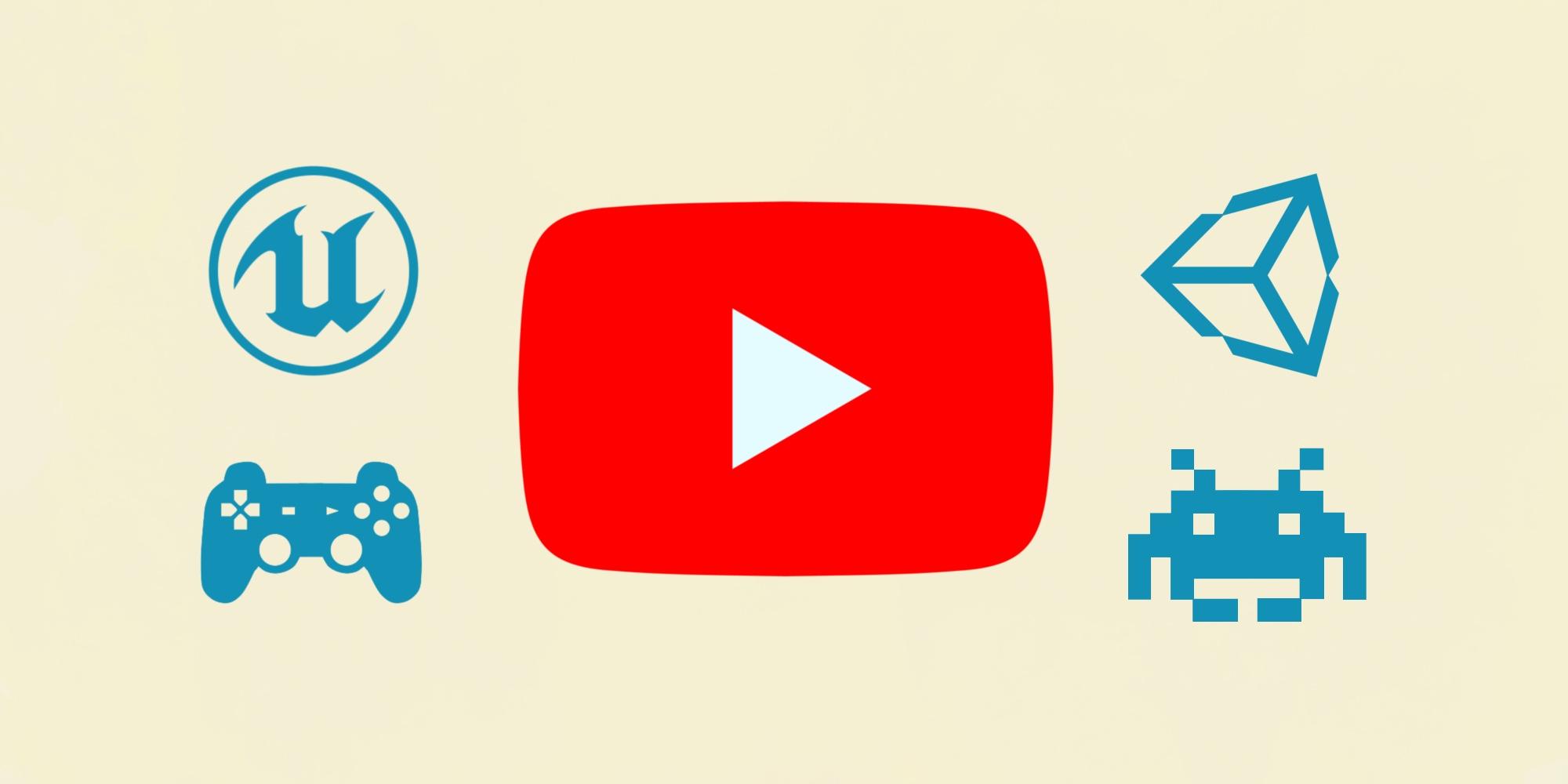 50 YouTube-каналов для разработчиков игр