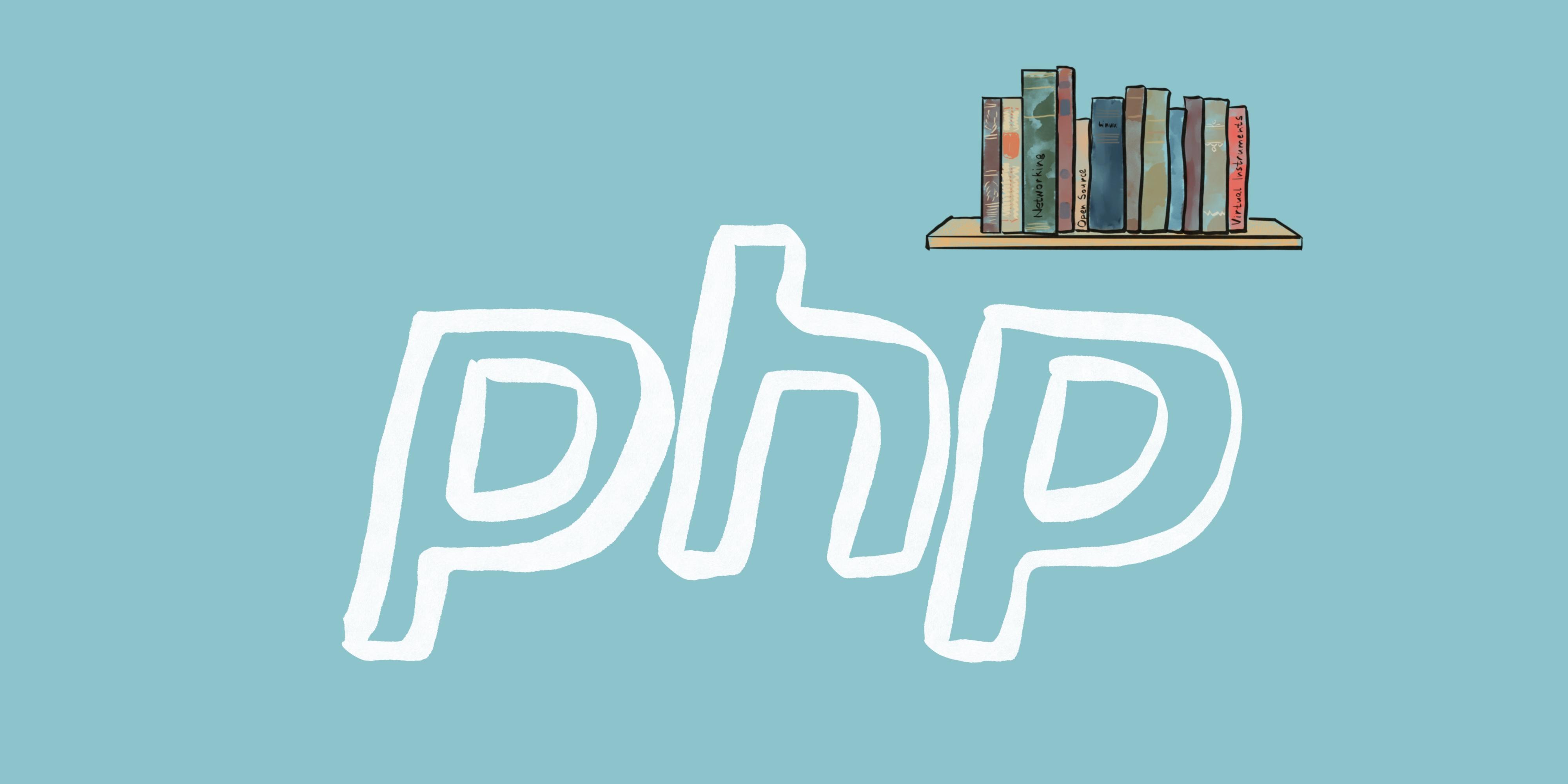 📕 ТОП-10 книг по PHP: от новичка до профессионала
