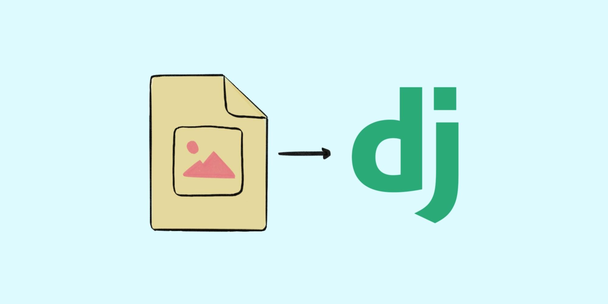 Безопасная загрузка изображений в веб-приложении на Django