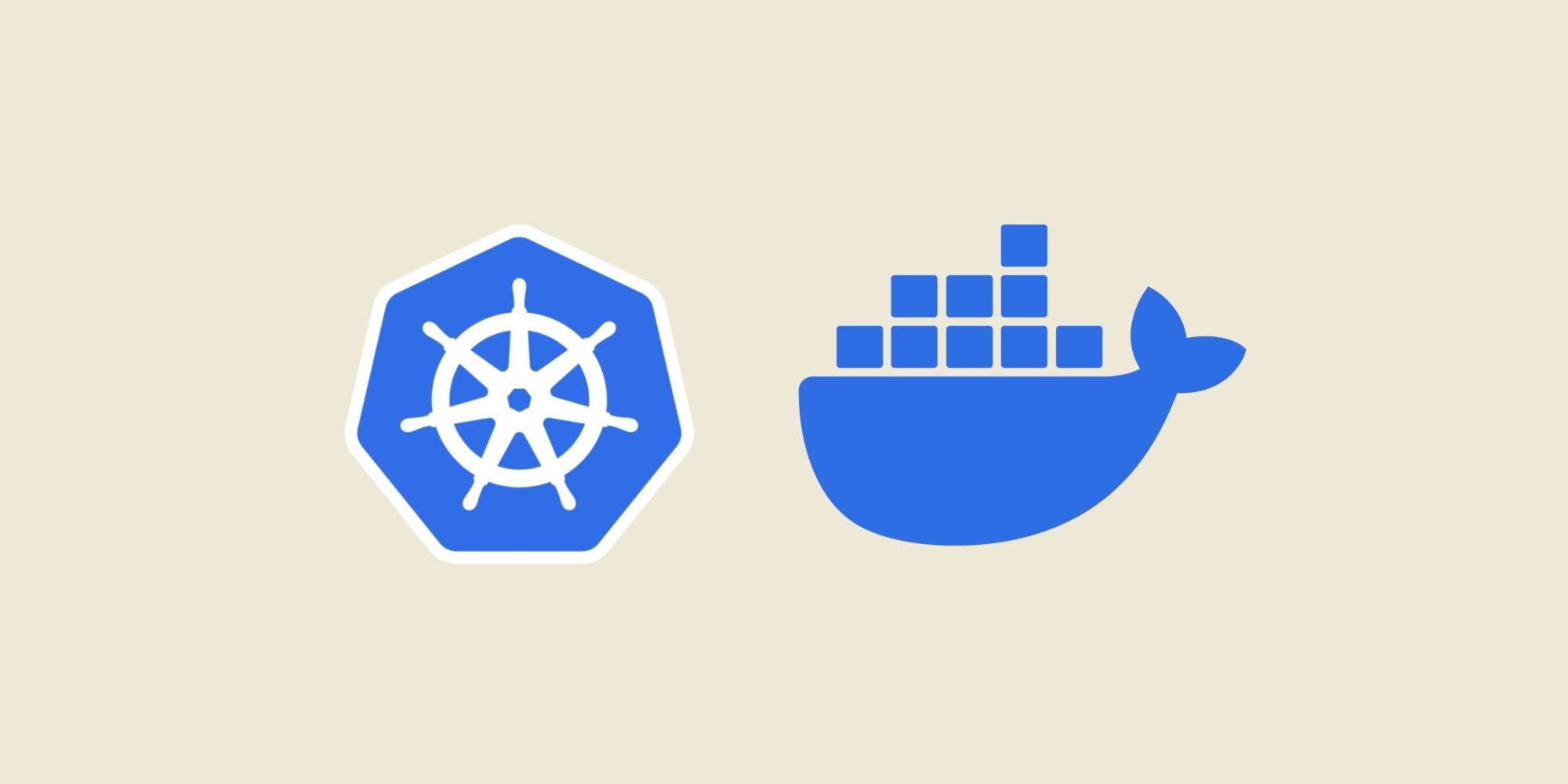 В чём разница между Docker и Kubernetes?