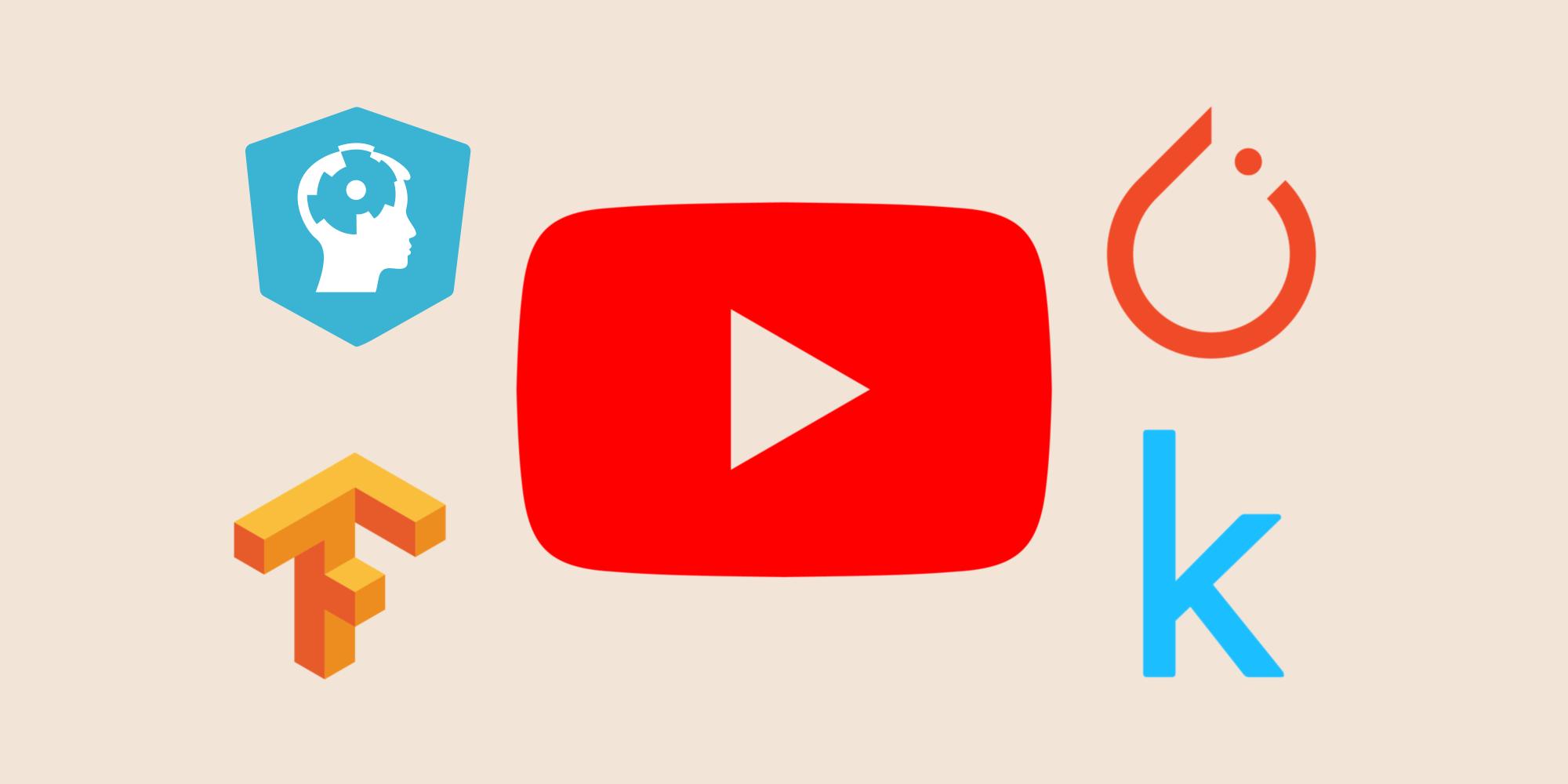 30 YouTube-каналов и плейлистов о Data Science