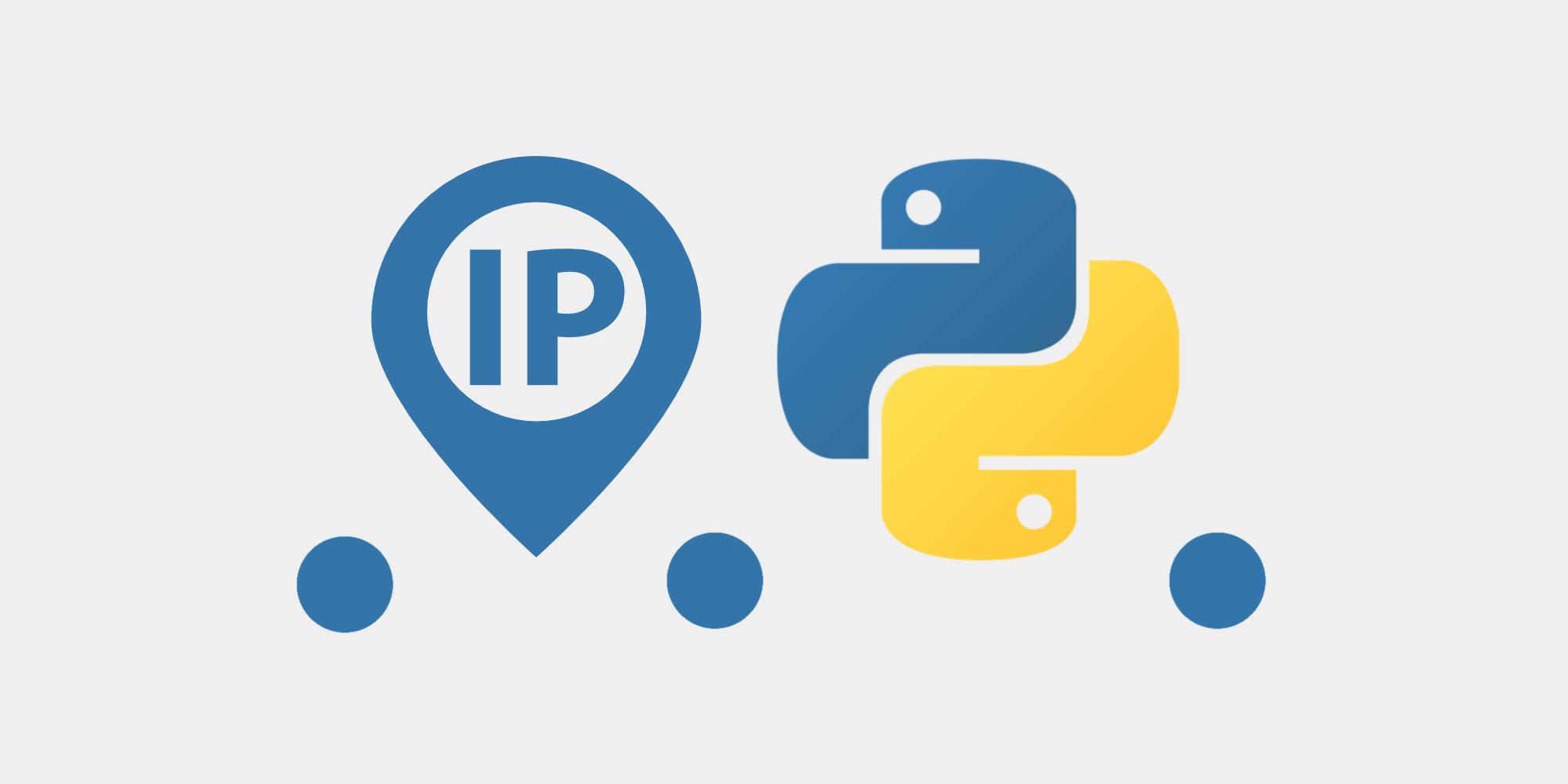 🌐 Концепция IP-адресов на примере Python-модуля ipaddress