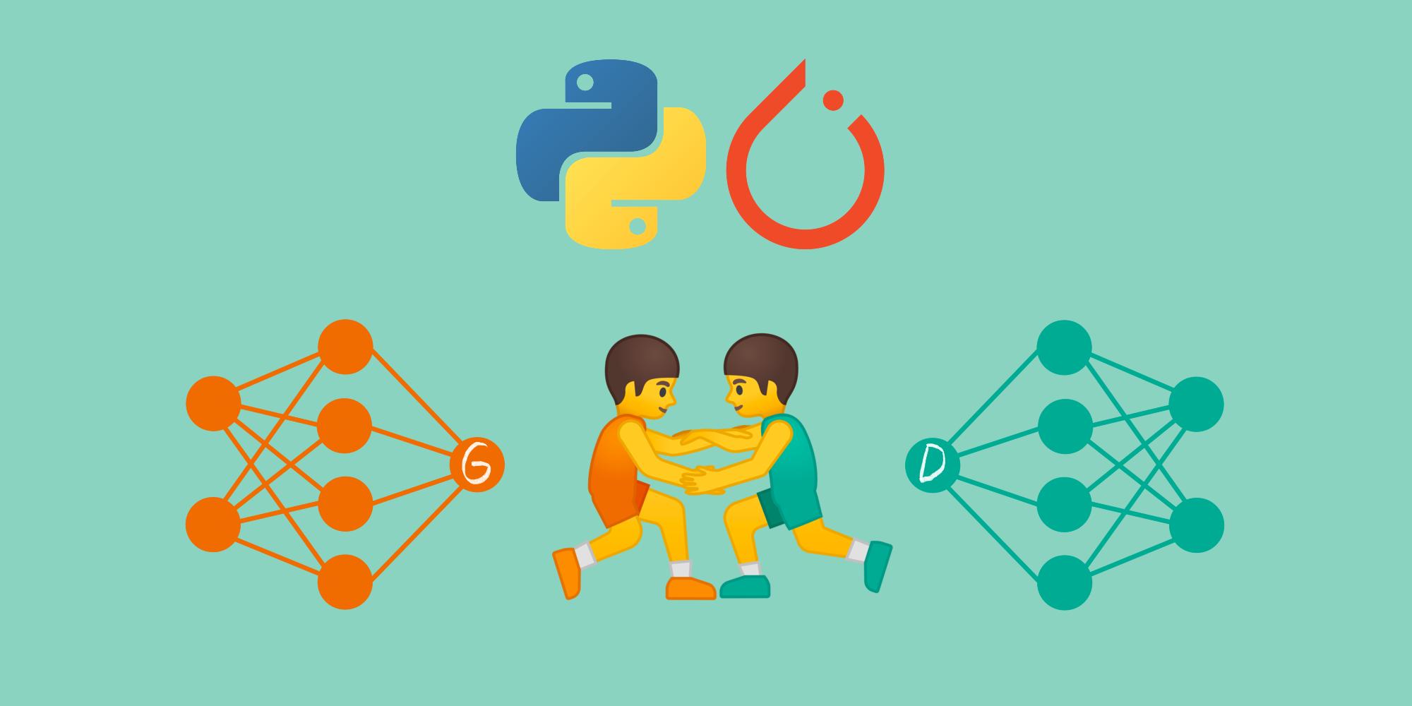 🤼 Генеративно-состязательная нейросеть: ваша первая GAN-модель на PyTorch