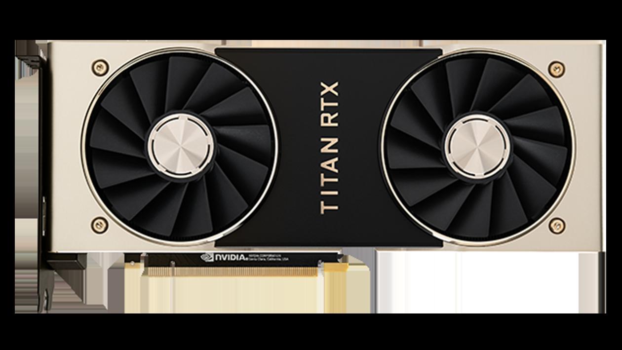 Рис. 17. Видеокарта NVIDIA RTX Titan