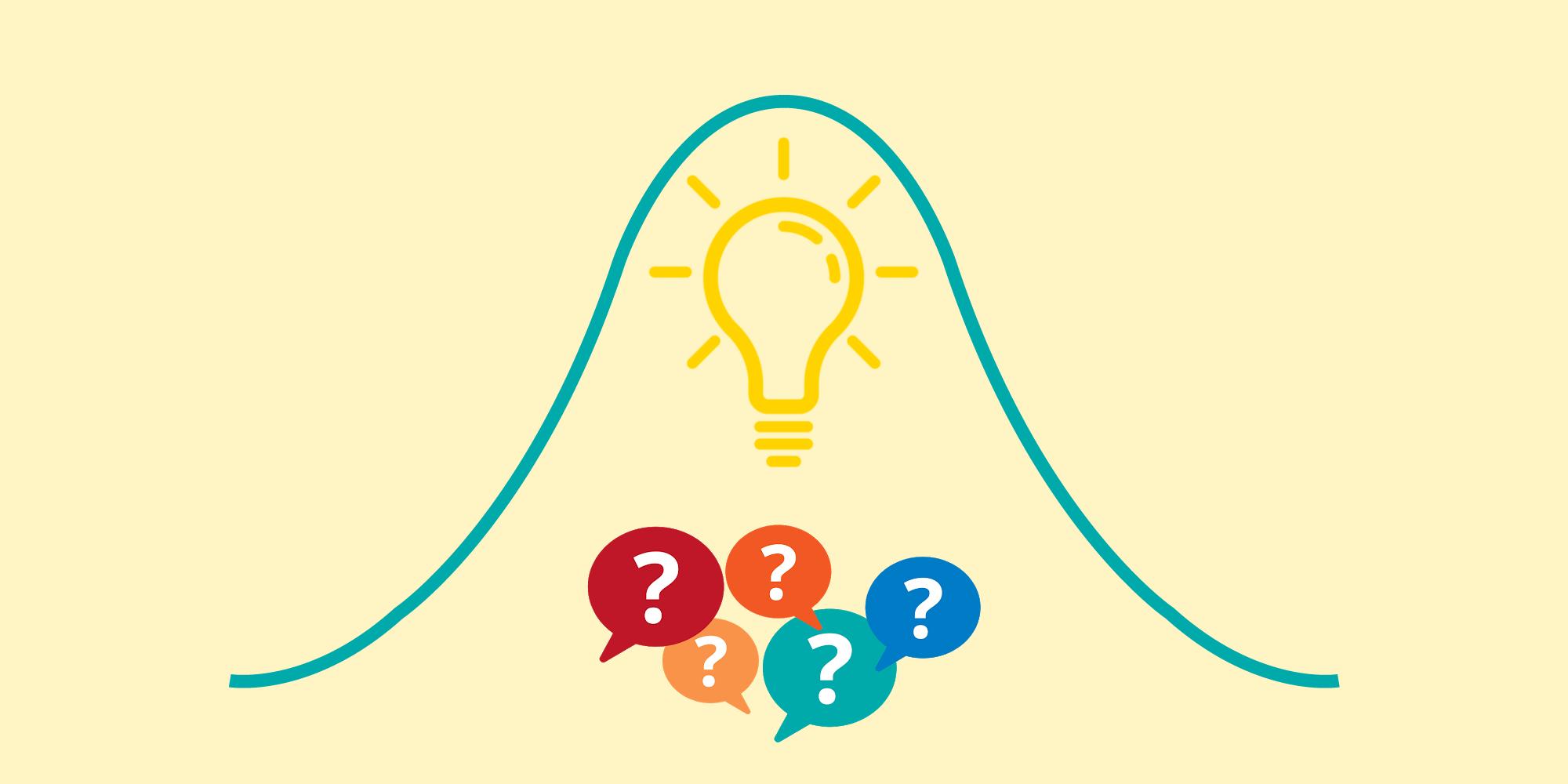 🎲 40 вопросов по статистике с собеседований на должность Data Scientist