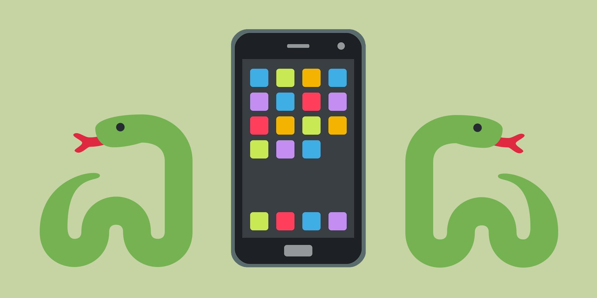 🐍 16 мобильных приложений для начинающих изучение Python