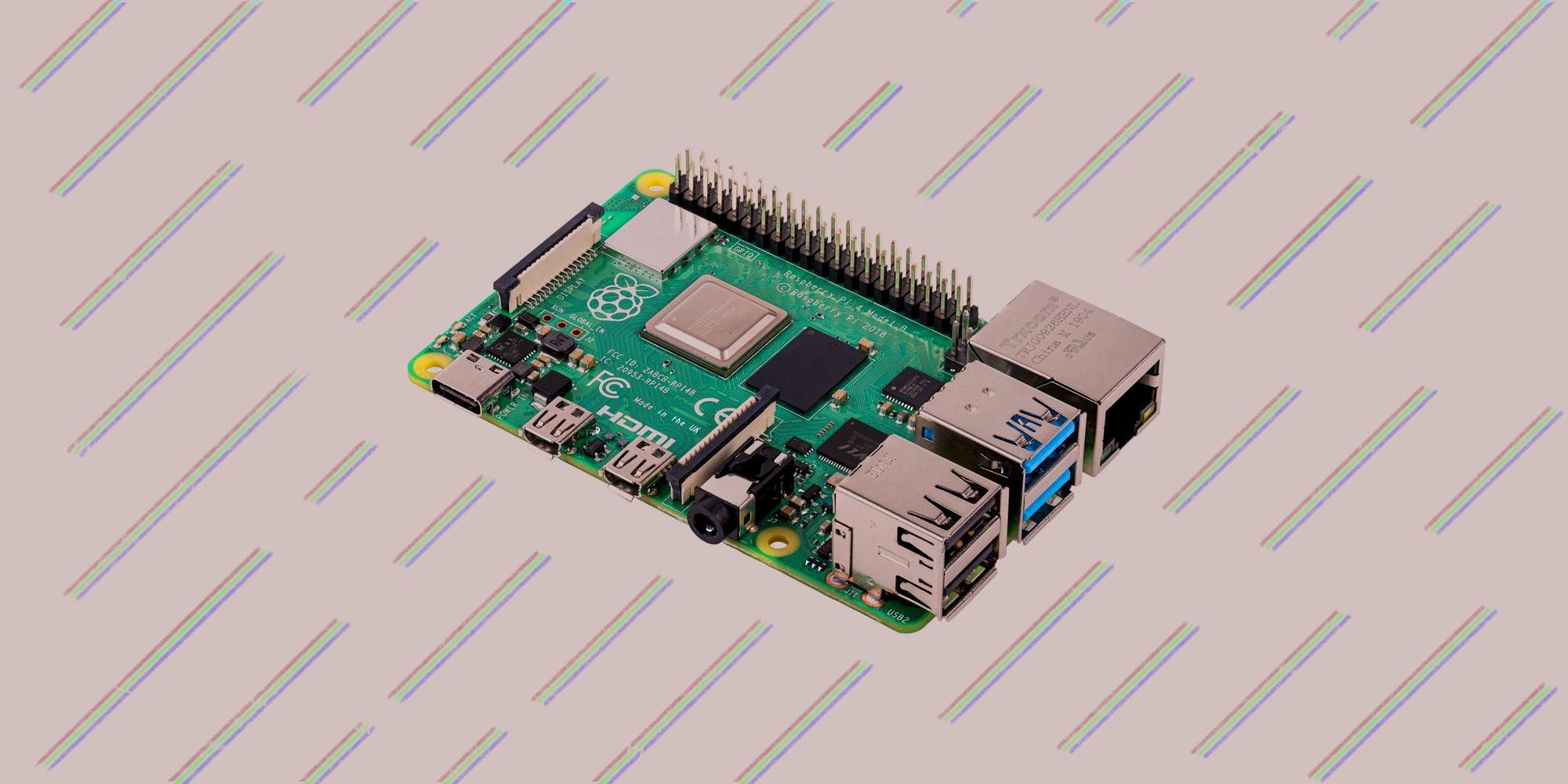 ❓ Можно ли заменить настольный компьютер на Raspberry Pi 4?