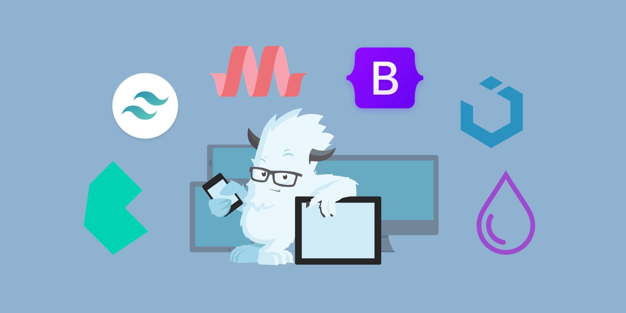 🕸 9 лучших фреймворков CSS, актуальных в 2021 году