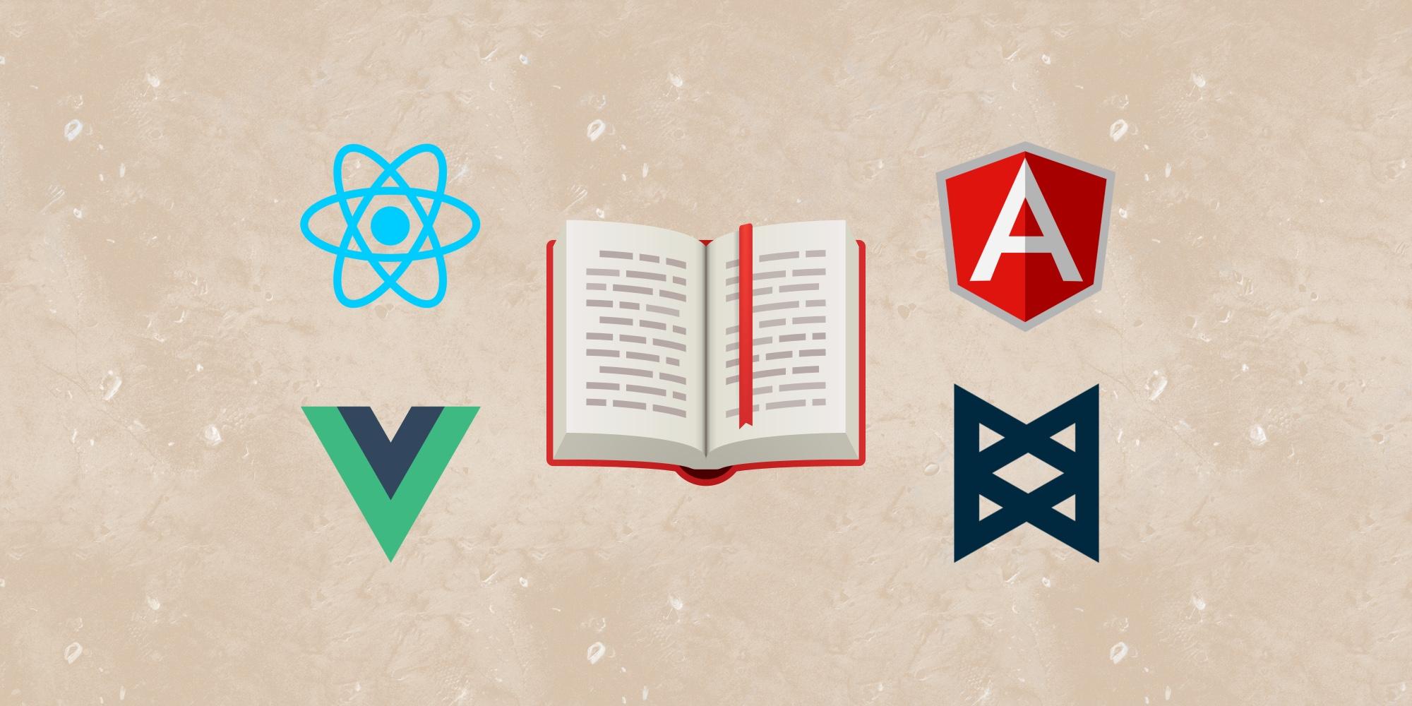 📖 Настольные книги по фреймворкам JavaScript на русском языке