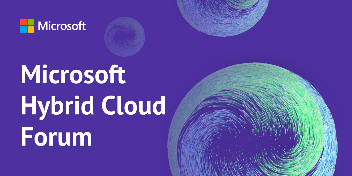 ☁ На пике технологий: эксперты Microsoft, Сбер и МТС рассказали о гибридных облаках