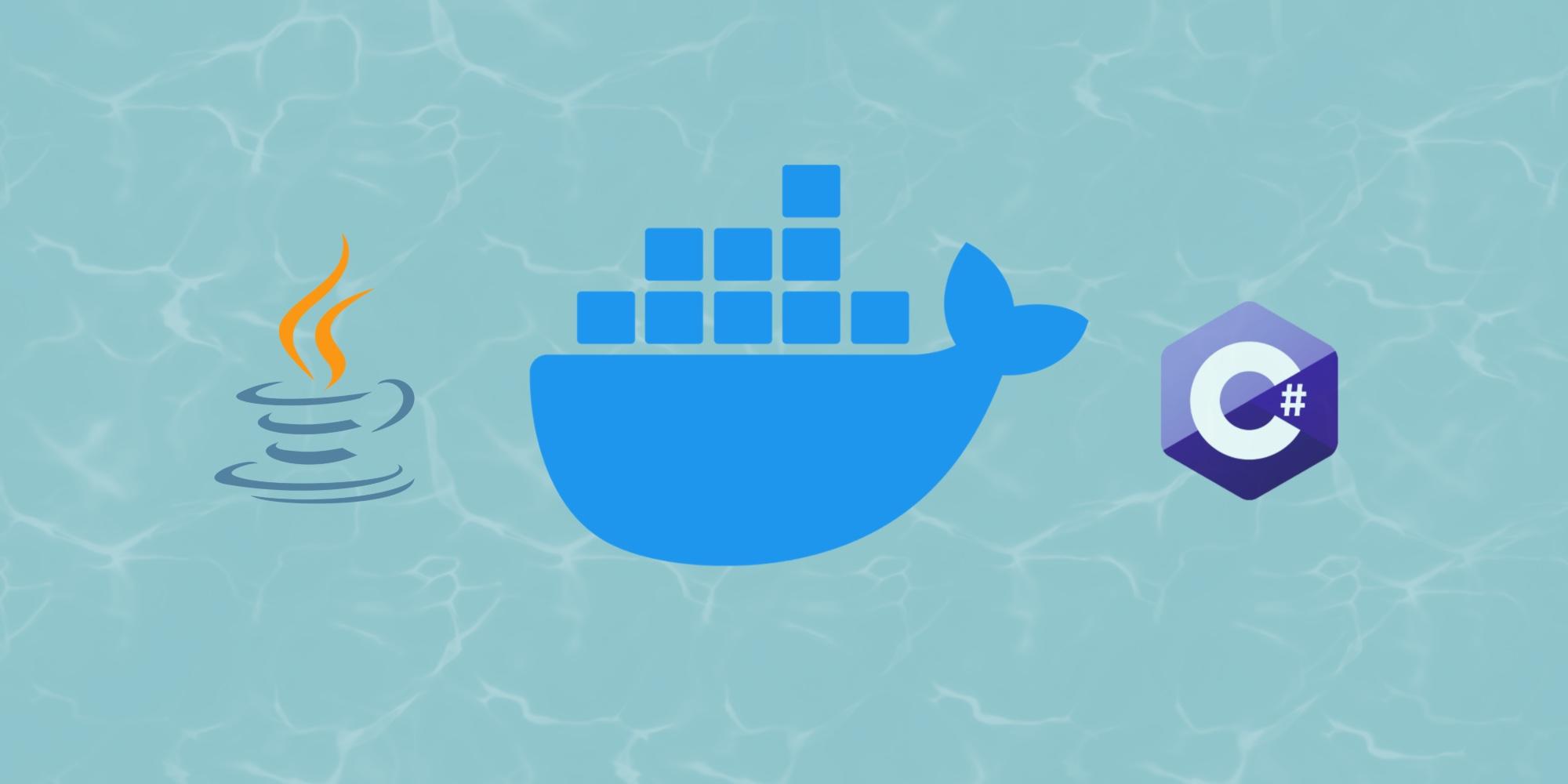 🗣 Java и C# устарели в эпоху Docker