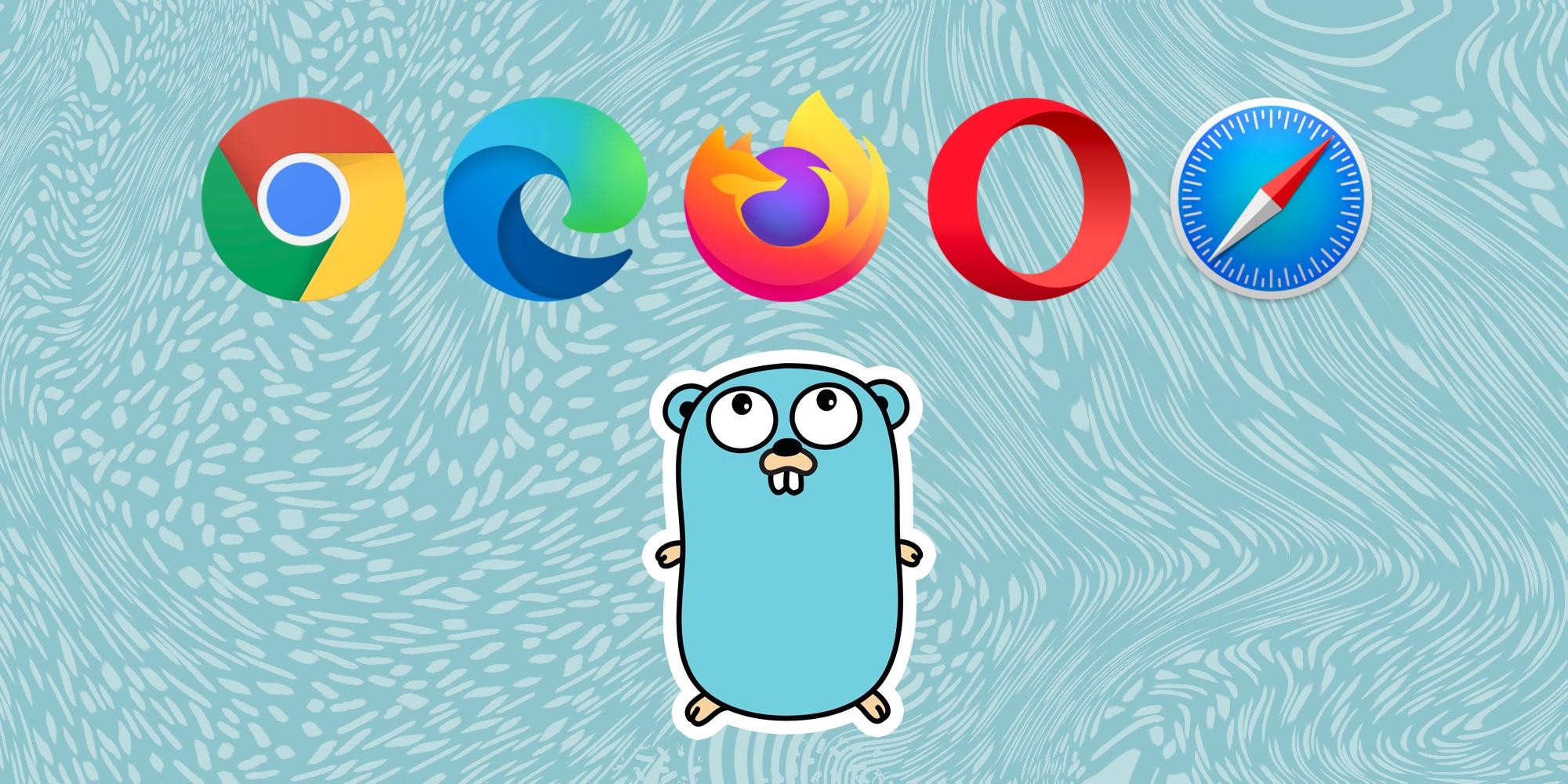 🕸 Golang для веб-разработки: примеры использования