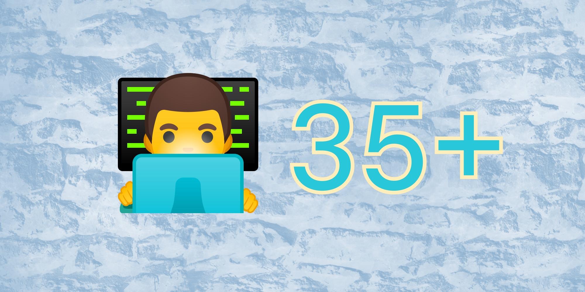 ⌛ 35 лет – конец карьеры? Когда программисты выходят на пенсию?