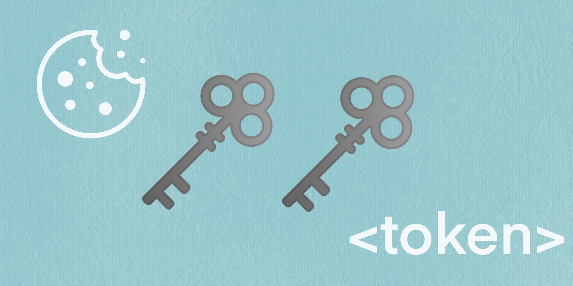 ? Веб-аутентификация: файлы cookies или токены?