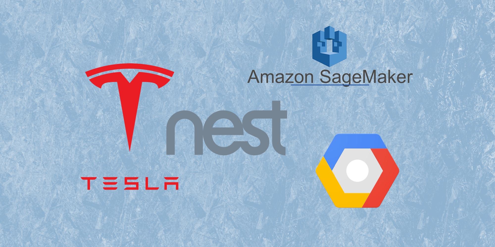 В особенности преимущества машинного обучения в Big Data видны в процессе построения IoT-систем. Технологию используют Tesla Motors и Nest, а также IoT-платформы: AWS IoT Greengrass ML Inference, SageMaker, Google Cloud IoT.