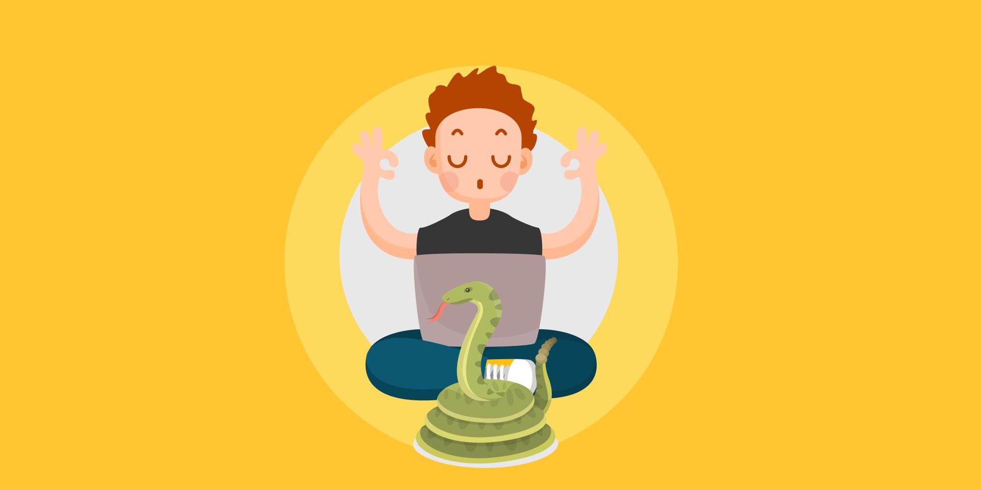 Тест на знание самых необычных особенностей Python
