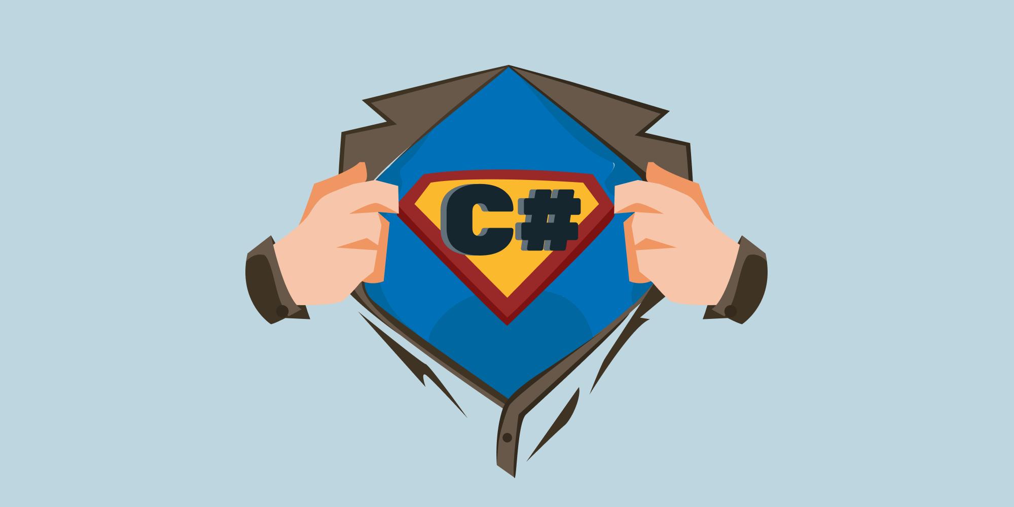 Тест на общие знания для C# разработчика