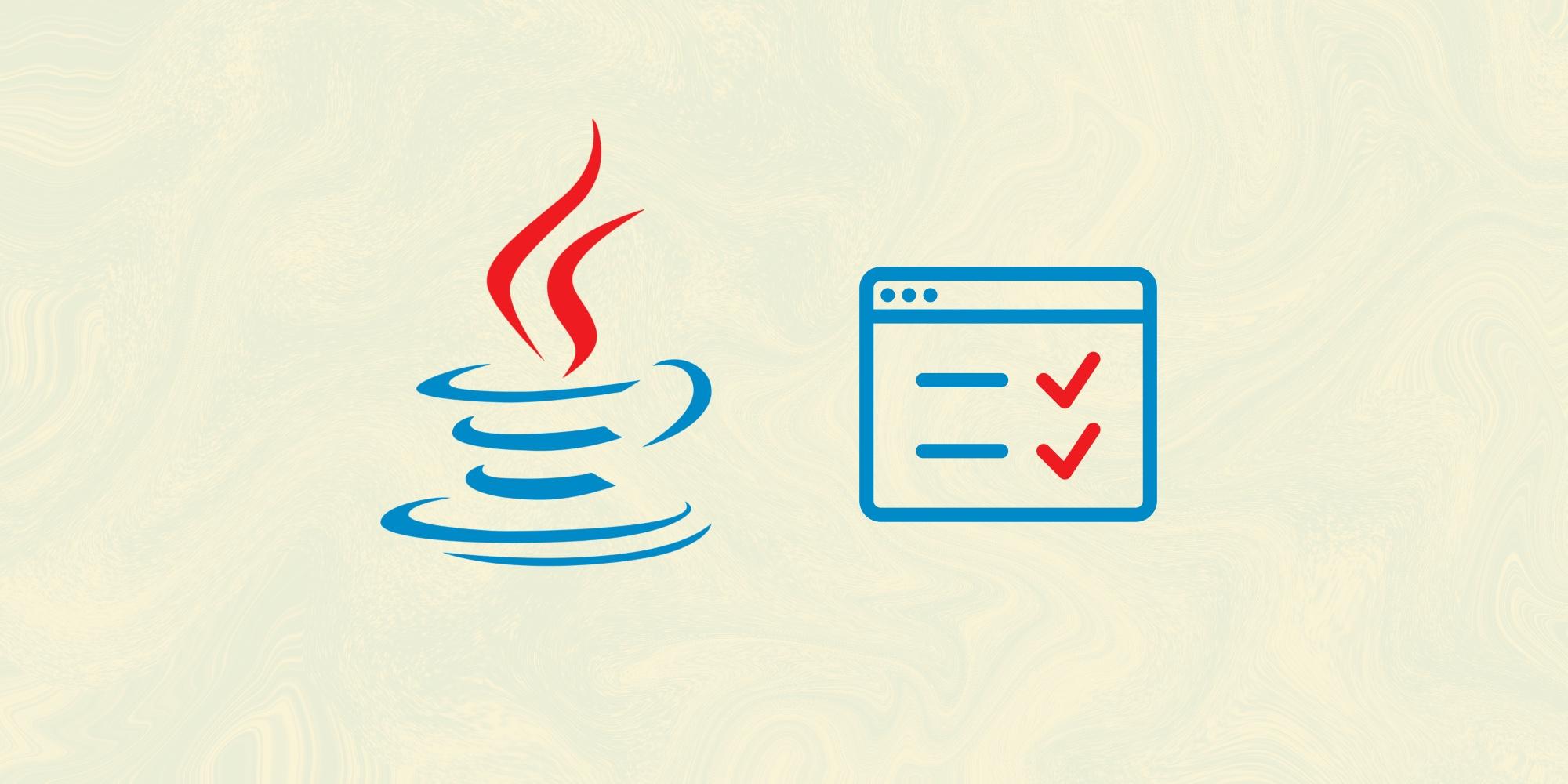❓ Пройдите тест на знание Java