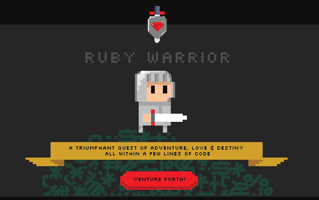 Картинки по запросу ruby warrior