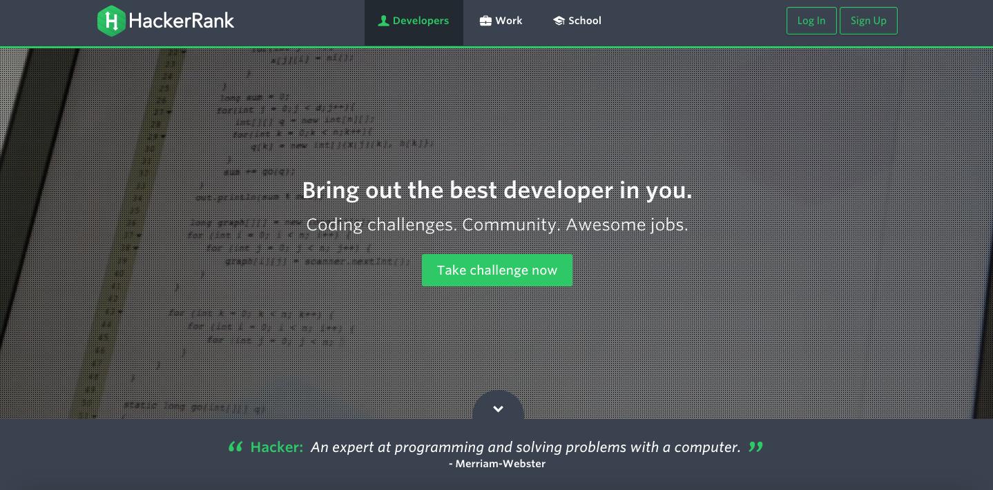 27 сайтов с задачками для оттачивания навыков программирования