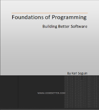oundationsofProgramming