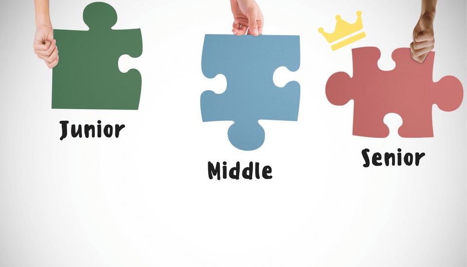 Кто такие Junior, Middle и Senior специалисты, и чем они отличаются?