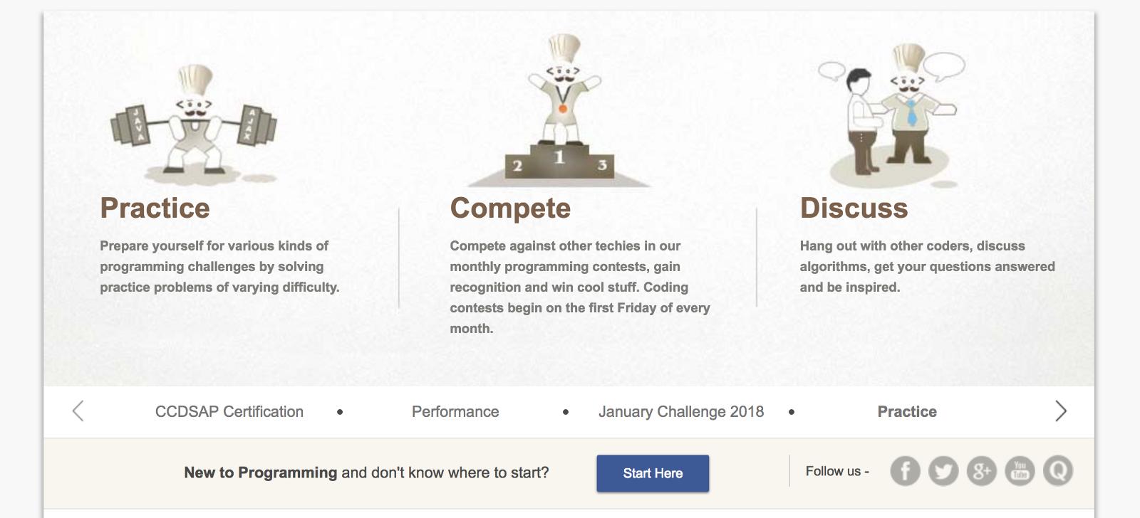 10 сайтов с задачами для оттачивания навыков