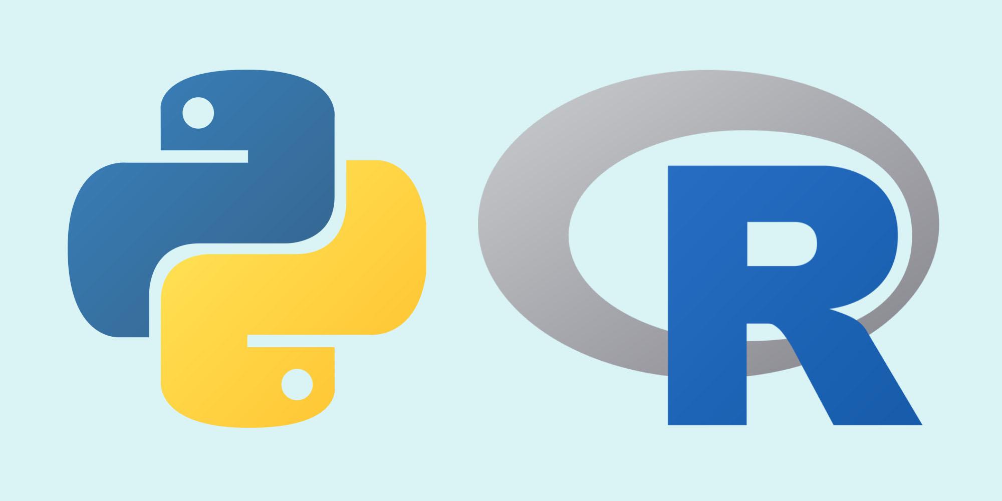 Python и R