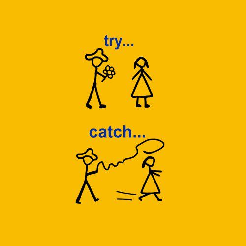 try catch