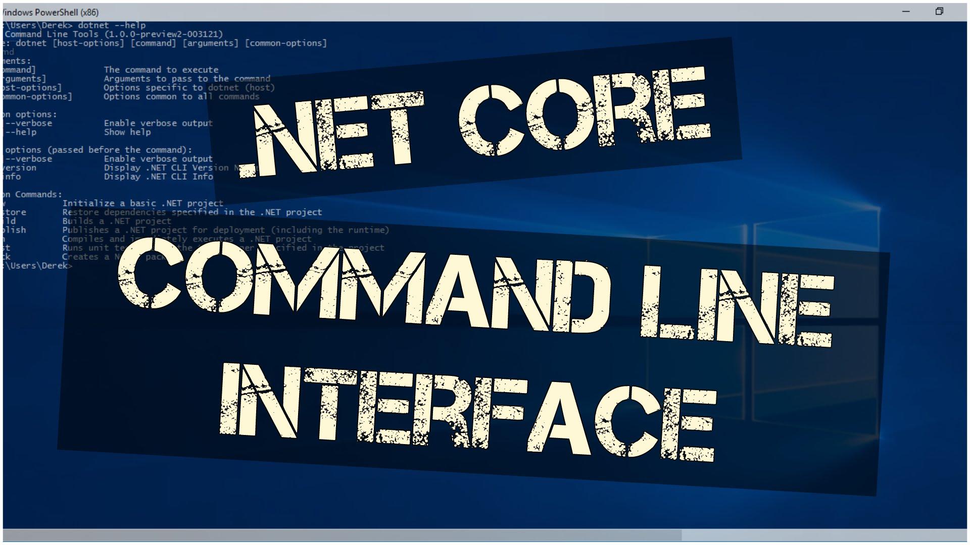 DotNet Core