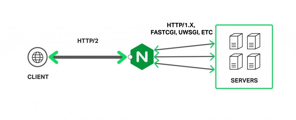 Введение в nginx