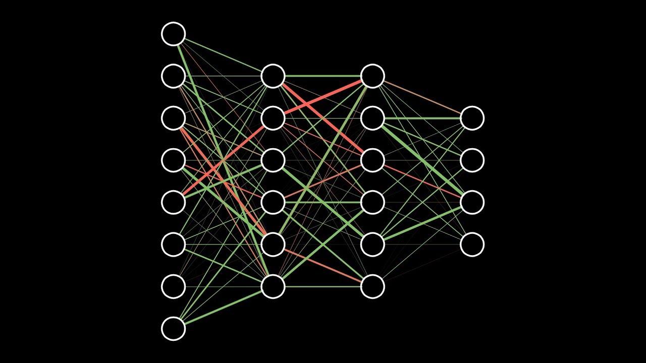 Наглядное введение в нейросети на примере распознавания цифр