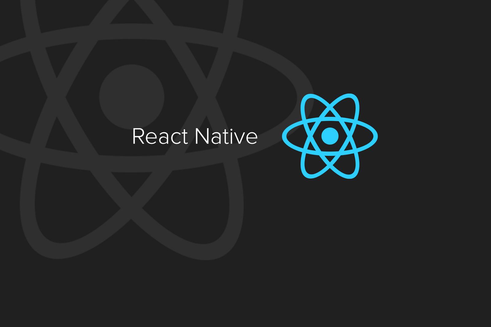 Изучаем react native