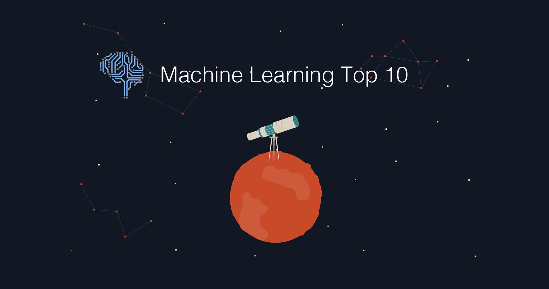 ТОП-10 англоязычных публикаций по машинному обучению за апрель 2018