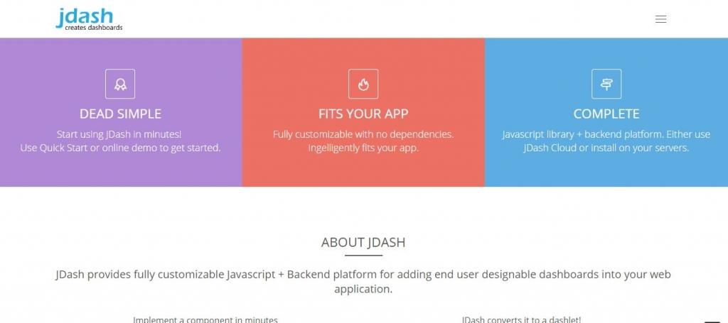 framework jdash