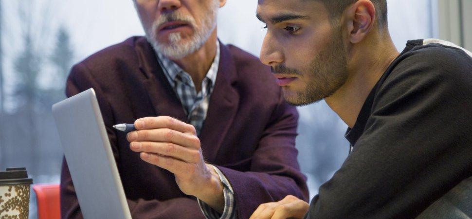 Как найти ментора в IT-сфере и откуда начать поиски?