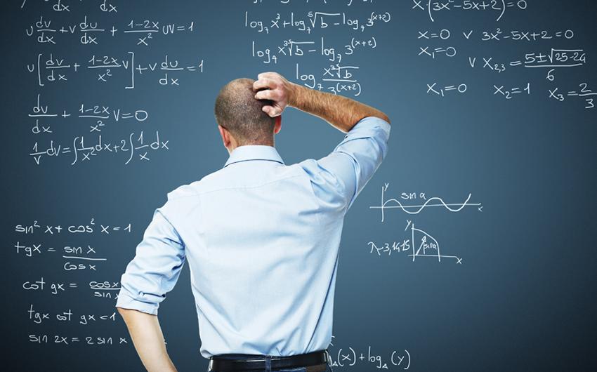 Программист должен знать математику