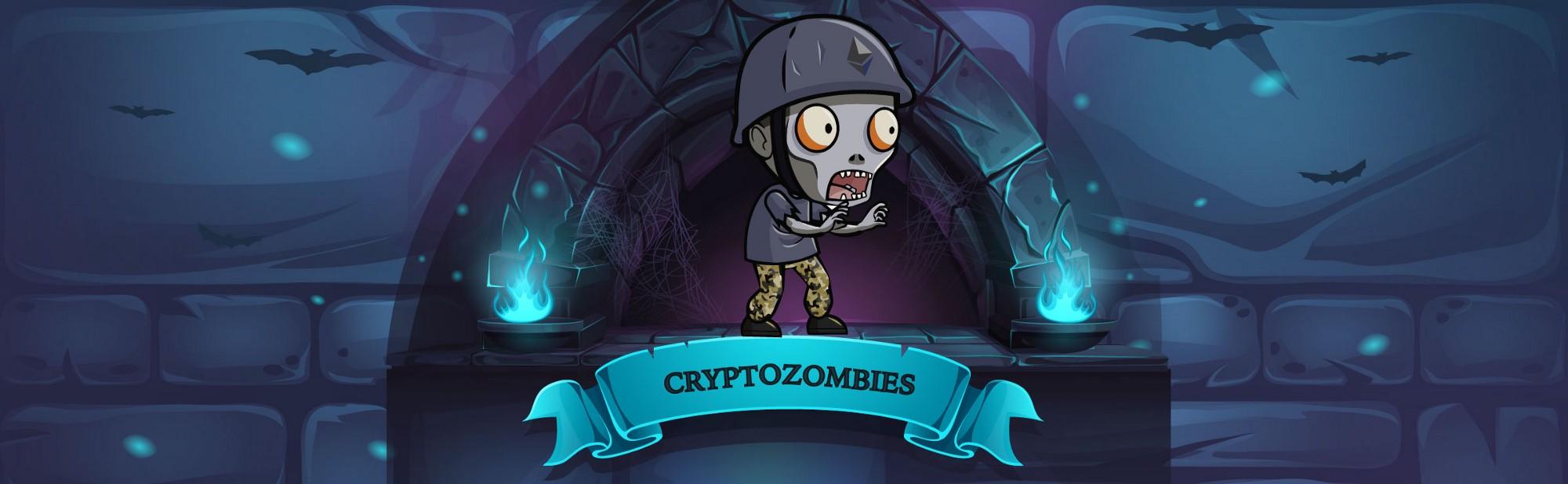CryptoZombies: игра про блокчейн